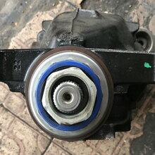宝马X5副水壶差速器机油散热器张紧轮空调泵机油泵图片