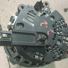 路虎柴油版2.2T发电机方向机机脚胶前杠水箱图片