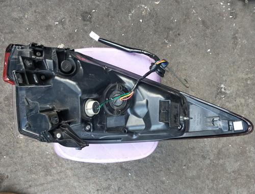 17丰田雷克萨斯RX350尾灯机盖汽油泵起动机