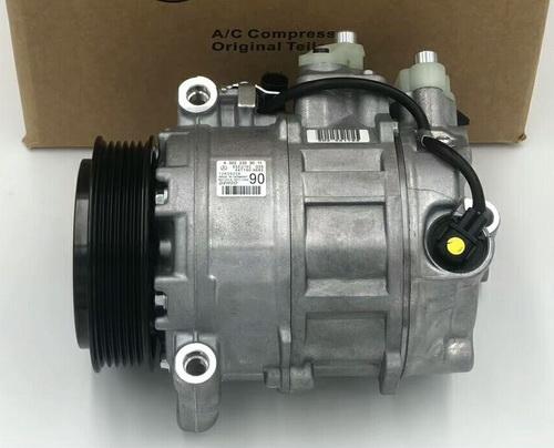 奔驰冷疑器,汕头奔驰W221空调泵配件