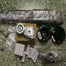 三菱V73火花塞减震器减震顶胶张紧轮发电机图片