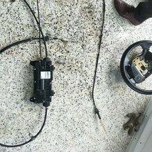 路虎揽胜发现方向盘手刹模块下摆臂半轴空调泵图片