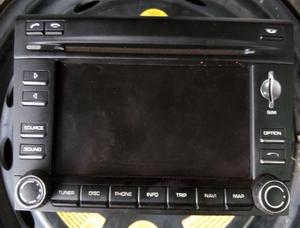 12款保时捷卡曼987CD主机显示器博克斯特997车载CD机991汽车音响