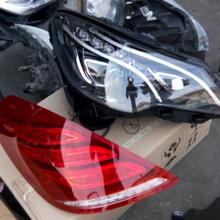 16款奔馳E級尾燈E200E260E320大燈節溫器節氣門圖片