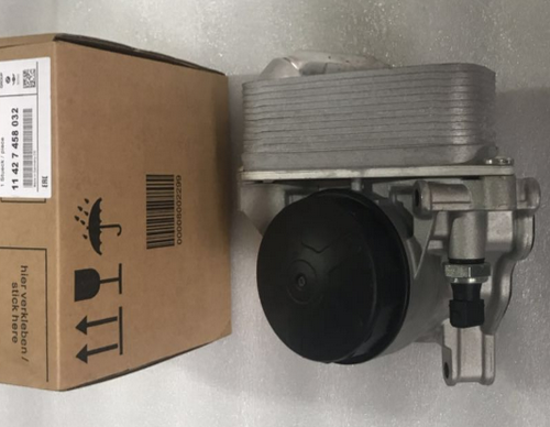 绍兴销售宝马5系机油散热器