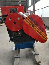 大型冲剪机QA32-12金属剪切机图片