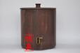 22升纯天然木鱼石保健矿化净水桶