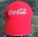可口可乐广告帽促销礼品帽子高档棒球帽