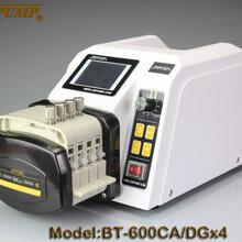 杰恒BT-600CA-DGx4(8)多通道蠕动泵_实验分样泵_精密工业计量泵图片
