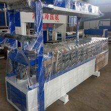 鸿程木工机械移门包覆机全铝家具包覆机