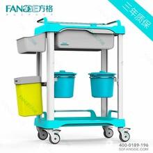 护理治疗车医院治疗推车图片FG-Q-07