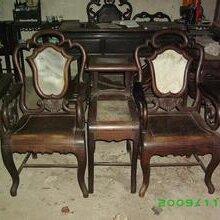 供应上海闵行区新红木沙发回收红木家具回收