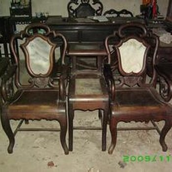 供應上海普陀區二手紅木桌子回收老紅木家具收購