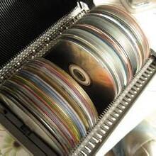 供应上海金山区DVD光盘回收废旧VCD碟片收购