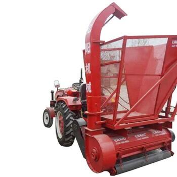 青储秸秆收集机玉米秸秆粉碎收集机