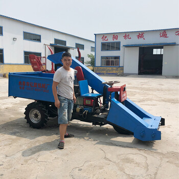 养殖场粪便处理机自走式家禽粪便处理设备山东清粪车价格