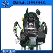 钻探取芯钻机背包钻机进口发动机变速器背包钻机厂家直销