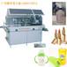 山東塑料絲印設備印標印條形碼瓶子絲印設備LH-ZSY1