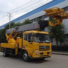国五东风天锦38米DFL1160BX1V伸缩臂高空作业车图片