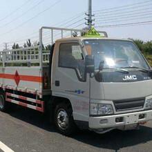 国五江铃五十铃蓝牌JX1041TG25气瓶运输车图片
