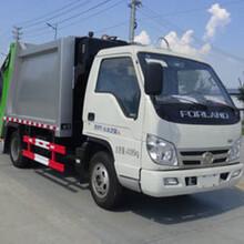 广州东风5方垃圾车价格优惠图片