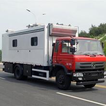 国五东风四驱EQ2180GD5DJ流动餐车图片