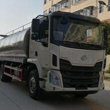国五柳汽乘龙单桥12立方LZ5185XXYM3ABT冰淇淋罐式运输车图片