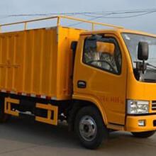 国五东风蓝牌EQ1041SJ3BDF吸污净化车图片