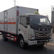 国五金杯蓝牌SY1045HZHS杂项危险物品厢式运输车图片