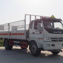 国五福田单桥10吨BJ1169VKPEK-FG气瓶运输车图片
