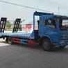国五东风单桥9吨EQ1140LJ8BDE平板运输车