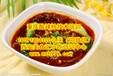 四川人每天都吃的美食西安美食汇秘制酸辣粉酸辣粉技术培训