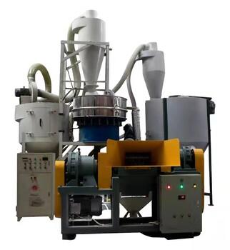 EVA新型磨粉机有产量高、底噪音、占空间小、更节能环保:时产280公斤