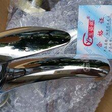 厂家批发,豪华单把单冷水龙头铜,惠州水电消防装修工程图片
