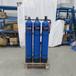 厂家直销广东梅州铝厂去除黄水臭水浑浊水过滤器污水处理一体式设备