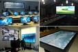 军区作战值班室大屏幕液晶拼接触控系统解决方案