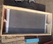 卡特E324,E325挖掘机液压油散热器图片