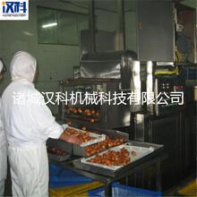薯片薯条油炸生产线方便面油炸生产线图片