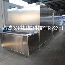 隧道式速冻机粽子隧道式速冻机肉丸隧道式速冻机图片