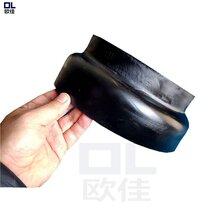 加工定做工业用橡胶制品橡胶皮碗硅胶制品定制优力胶异形件