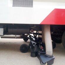 5吨小型干吸车_工厂用扫地车图片