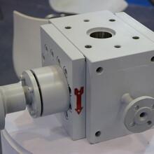 高溫木塑生產線專用熔體泵高溫熔體泵熔體計量泵圖片