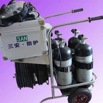 車載式移動供氣源推車式空氣呼吸器