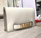 迪奥DiorJ'ADIORDIOR链条包顶级小牛皮翻盖式包白色