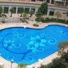 拼图马赛克厂家游泳池池底拼花马赛克瓷砖