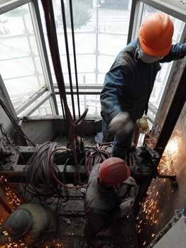 電梯回收上海電梯回收公司上海停用電梯改造拆除,上海閑置二手電梯設備回收