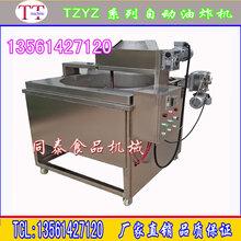 TYZ-1000电加热自动搅拌油炸锅图片