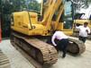 精品二手小松120-8挖掘机通达二十年挖掘机市场转让