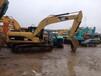 精品二手卡特320D挖掘机通达二十年挖掘机市场转让