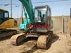 宁夏出售二手神钢140-8挖掘机全国免费送货上门来回运费全部报销
